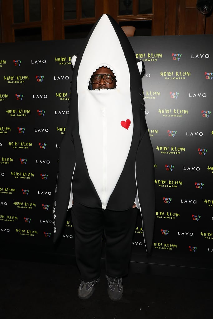 Questlove as a Whale