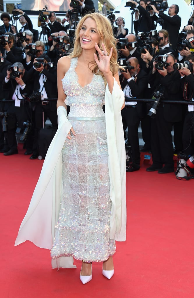 Chanel red carpet looks popsugar fashion - Designer red carpet dresses ...