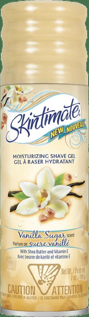 Vanilla Sugar Shave Gel