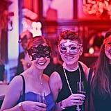 A Masquerade Party