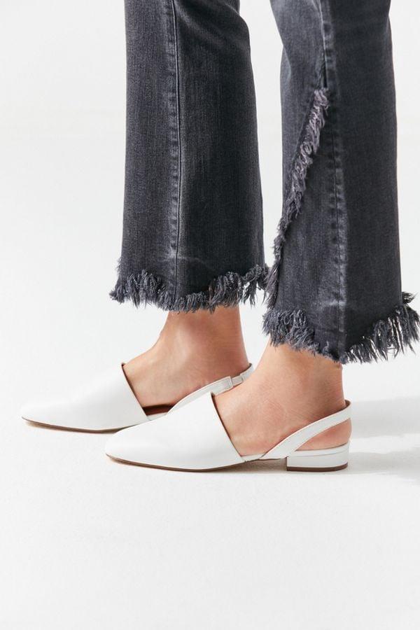5a7d2e7be2452 UO Dana Slingback Mules | Best Shoes For Women | POPSUGAR Fashion ...
