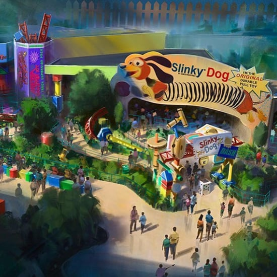 Disney World's Toy Story Land Rides