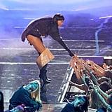 Photos of Rihanna at the 2016 MTV Video Music Awards