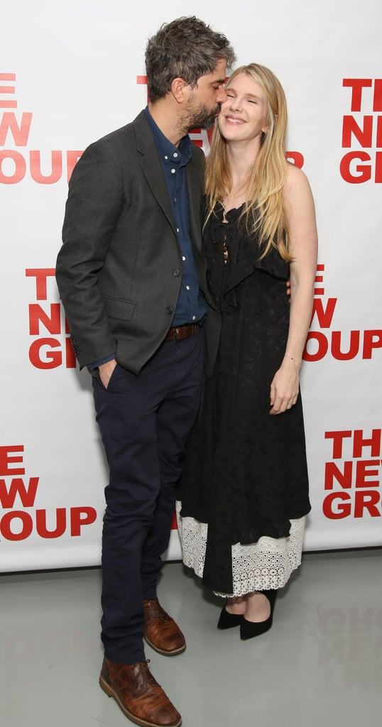 Lily Rabe and Hamish Linklater first met on the set of the 2010 production The Merchant of Venice, but it wasn't until four years later that they began dating. Since then, they have costarred in four additional plays, including the upcoming production A Midsummer Night's Dream. In March, the pair welcomed their first child together, a baby girl, and while the couple is usually pretty private when it comes to their romance, they frequently show PDA on the red carpet. As if that wasn't cute enough, the American Horror Story actress often posts photos of them together on Instagram. In honor of their time together, take a look at their sweetest moments.        Related:                                                                                                           The American Horror Story Cast Is Like Their Own Little Cult at the Cher Concert