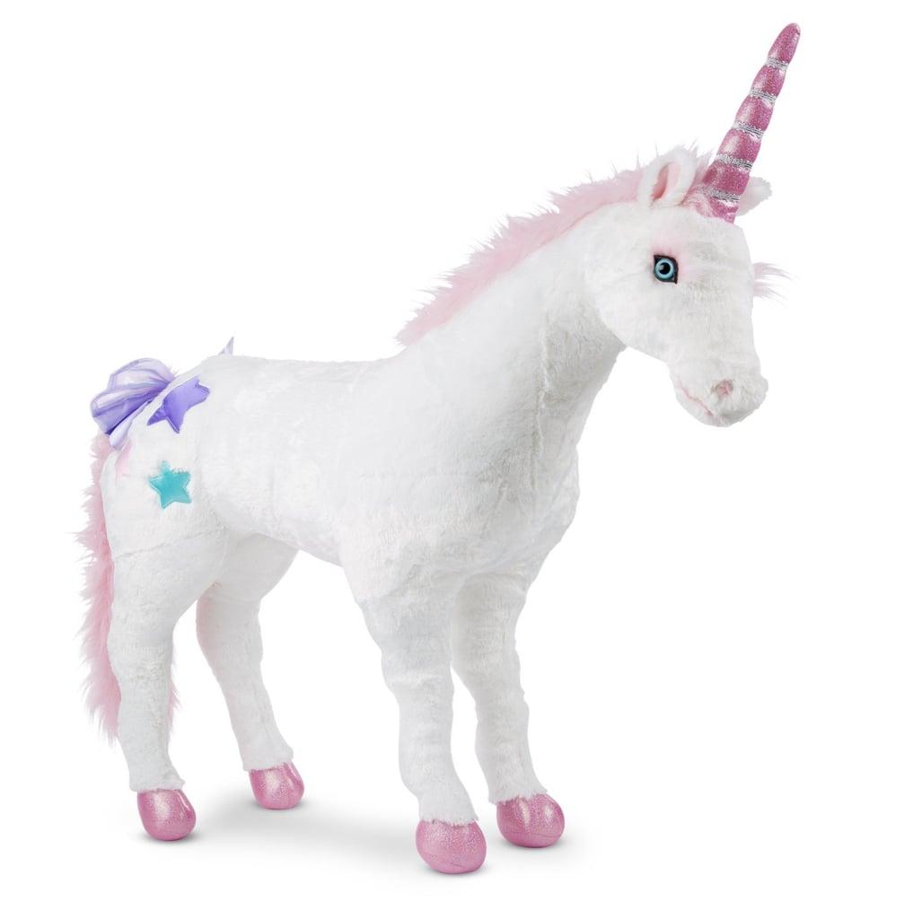 Melissa & Doug Giant Unicorn Stuffed Animal