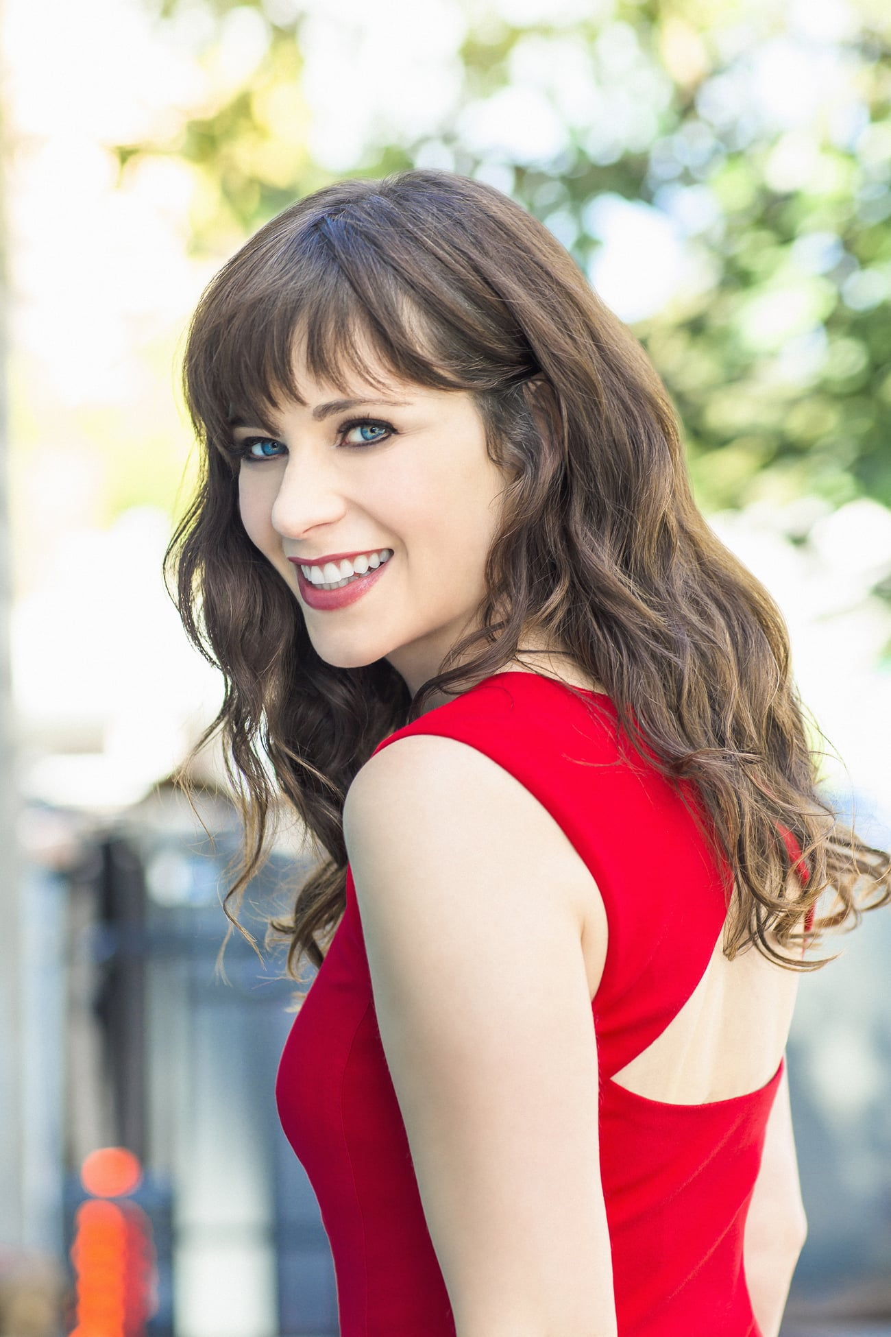 Jess On New Girl | 8 Ways To Beautify Like Your Favorite Fall TV Characters | POPSUGAR Beauty