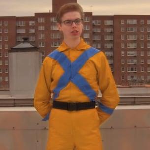 Wes Anderson X-Men Parody