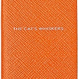 Smythson The Cat's Whiskers Wafer Notebook