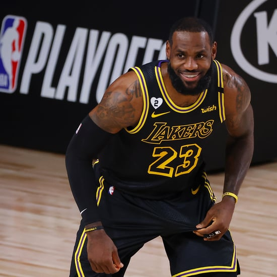 LeBron James Helps Launch a Campaign to Recruit Poll Workers