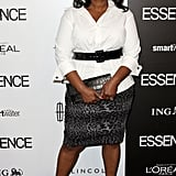 Honoree Octavia Spencer at the Essence luncheon.