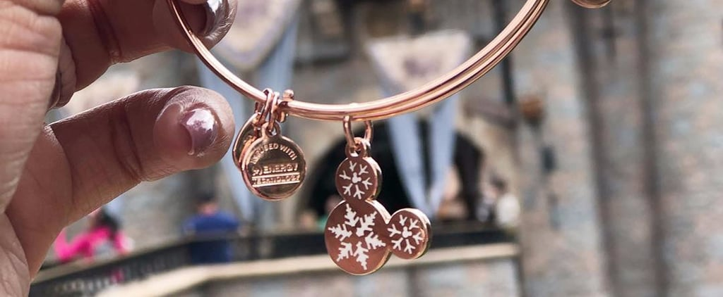 Disney Released a Rose Gold Holiday Bracelet and We're Officially Obsessed