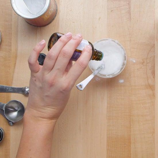 Natural Deodorant Detox DIY