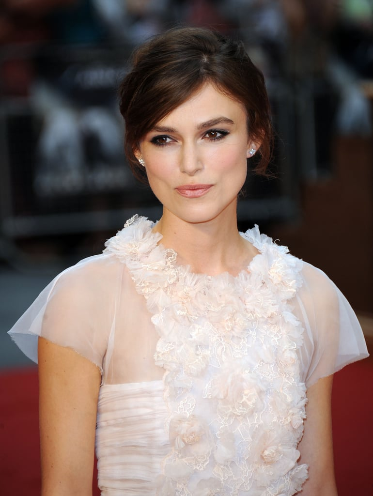 Pictures of Keira Knightley at the UK Premiere of Anna ...