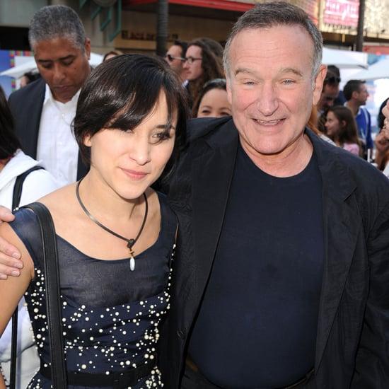 Zelda Williams Statement About Robin Williams Death