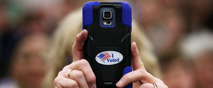What You Should Know Before Taking Selfies While Voting in This State