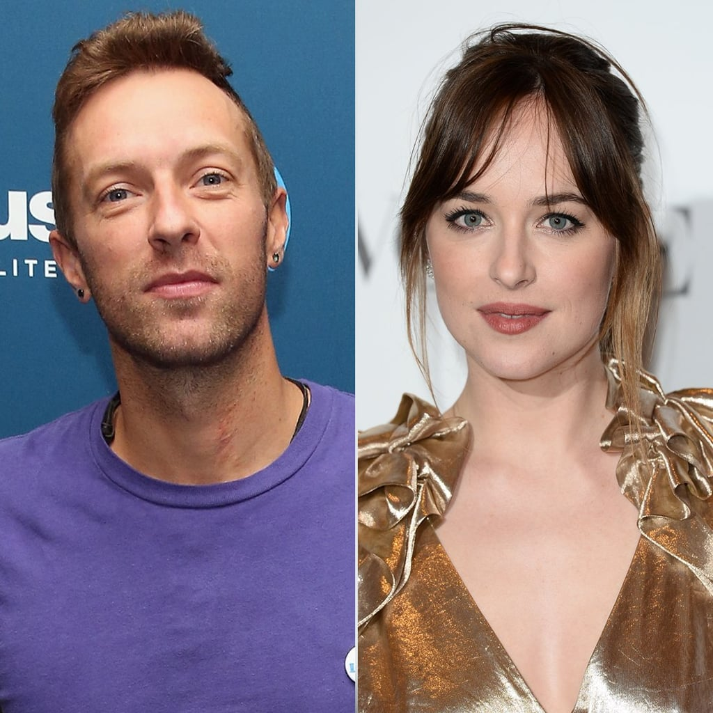 Chris Martin and Dakota Johnson | New Celebrity Couples of ...