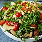Arugula Salad With White Beans