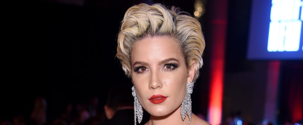 Halsey Is New Face of YSL Beauty