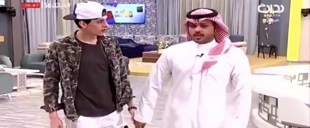 قناة بداية السعودية تعلن خبر وفاة والد أحد ضيوف برنامجها على