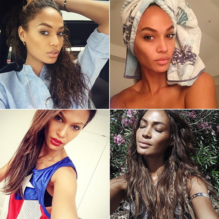 Joan Smalls's Selfies