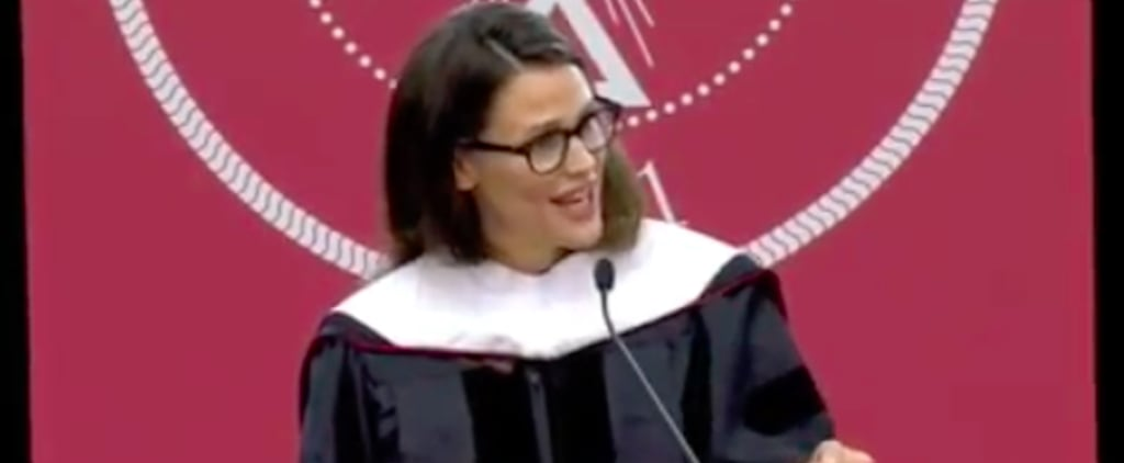 Jennifer Garner's Graduation Speech At Denison University