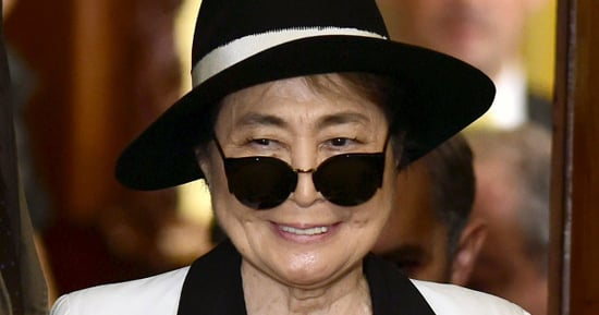 Yoko Ono Is 'Fine' After Being Rushed to the Hospital for Dehydration, Exhaustion