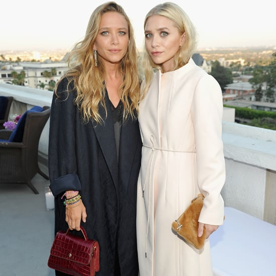 Mary-Kate and Ashley Olsen Wearing Coats July 2016