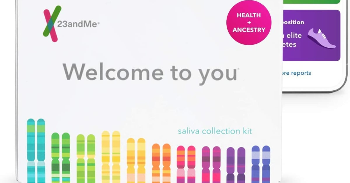 This Popular 23andMe Kit Is on Sale For Amazon Prime Day — You'll Save a Whopping $100