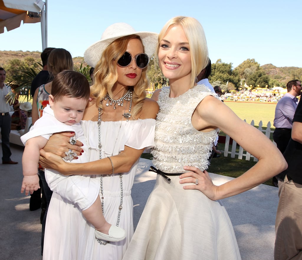 Skyler Berman, Rachel Zoe and Jaime King