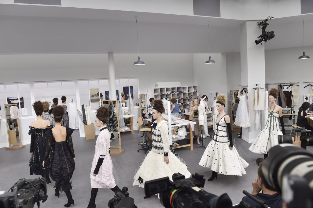 Inside the Atelier, Fall/Winter 2016 Haute Couture