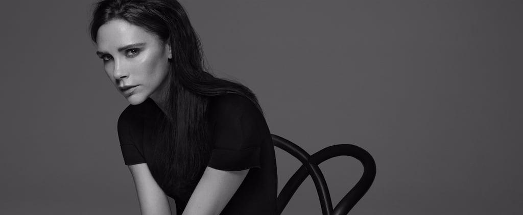 See Images of Victoria Beckham's Chic Estée Lauder Makeup Line