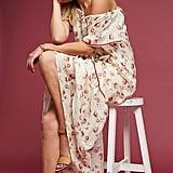 Ottod'Ame Amya Floral Maxi Dress