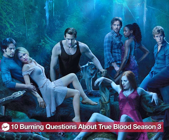 True Blood New Season 3 Pictures