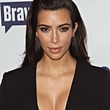 Kim attended the NBC Universal upfronts in May 2014, showing some signature skin.
