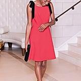 Gal Meets Glam Zara Dress