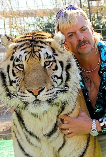 What Eyeliner Did Joe Exotic Wear on Tiger King?