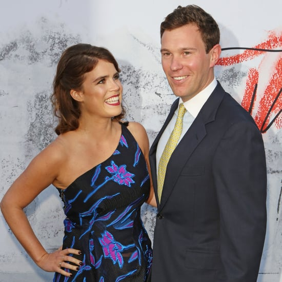 Princess Eugenie and Jack Brooksbank at Serpentine Party