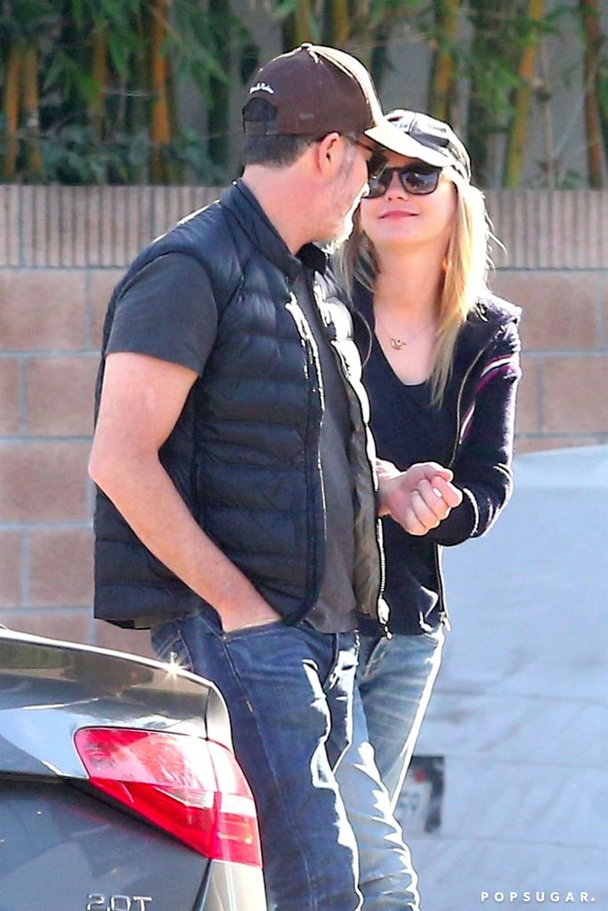 "It looks like things may be getting serious between Anna Faris and Michael Barrett. Following their romantic getaway in Italy last month, the couple — who first sparked dating rumors back in September — were spotted house hunting in LA on Tuesday afternoon. Anna and Michael looked so happy as they held hands and exchanged loving looks. It's unclear whether the pair is looking into buying a home together or if just one of them is. Anna and Michael's low-key outing comes just days after Anna and Chris Pratt officially filed for divorce from each other. The duo announced their separation on social media in August and cited ""irreconcilable differences"" as the reason for their split and are requesting joint custody of their 5-year-old son, Jack.      Related:                                                                                                           4 Things to Know About Anna Faris's New Boyfriend, Michael Barrett"