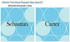 Which Boy's Name Is More Popular?