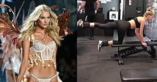 Victoria's Secret Angel Elsa Hosk Does This Easy Exercise to Keep Her Booty Runway-Ready