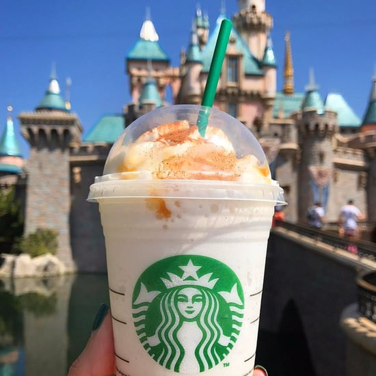 How to Get a Churro Frappuccino at Starbucks