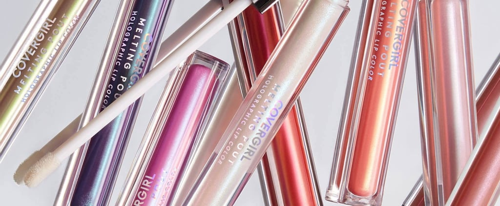Covergirl Melting Pout Holographic Lip Color Review