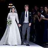 Prince Christian of Hanover Married Alessandra de Osma in Peru