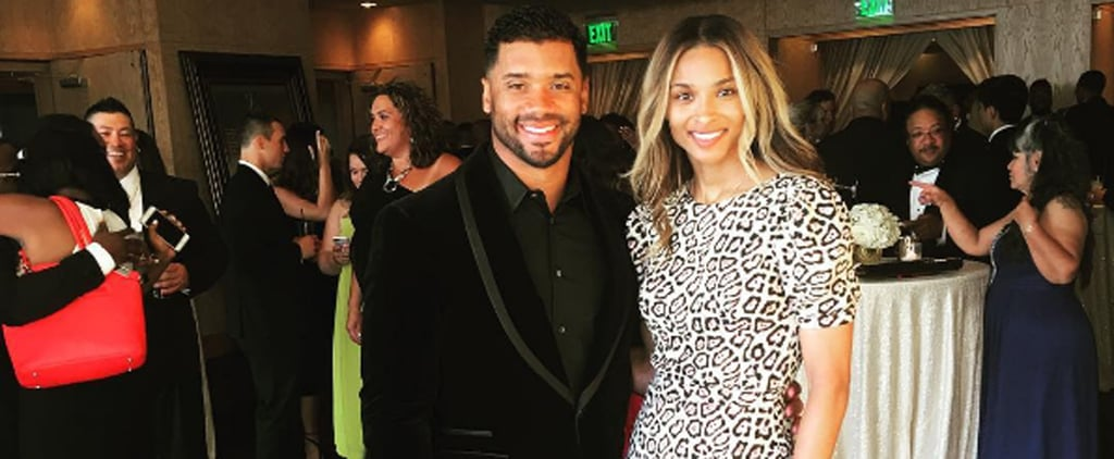Ciara Will Make You Consider This Wild Print For Your Next Wedding
