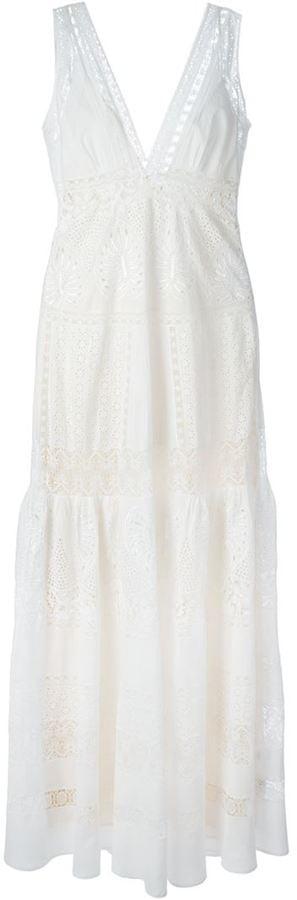Roberto Cavalli Lace Bridal Dress