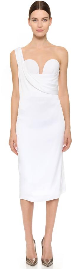Cushnie et Ochs One-Shoulder Dress ($1,695)