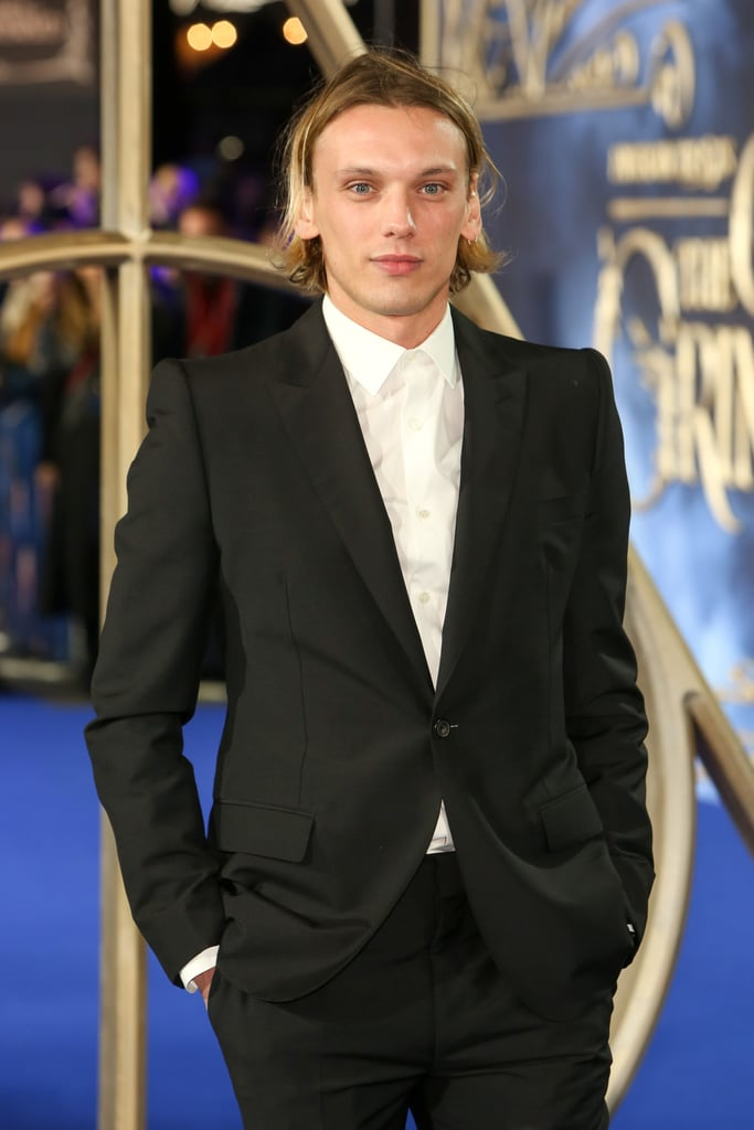 Jamie Campbell Bower as Peter Ballard
