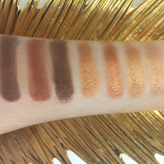 Tarte Toasted Palette Swatches