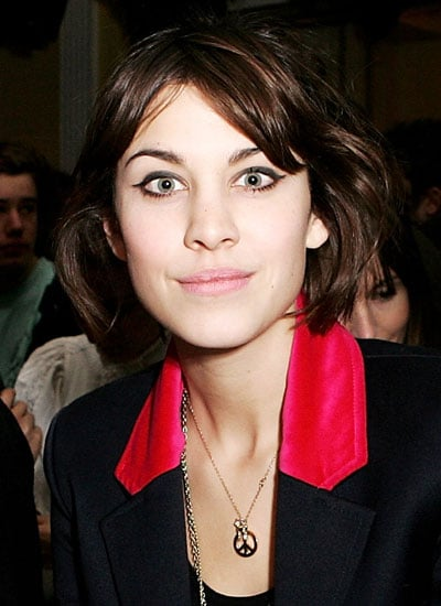 February 2008: Front Row at Luella Fall '08
