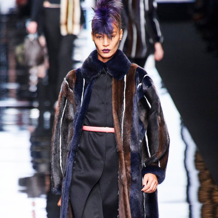 Fendi Fall 2013 Runway